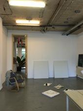 Entrance & social space beyond