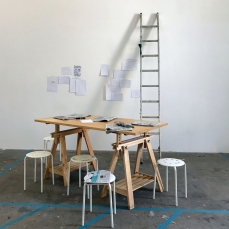 esa-gallery-stool-table-notes-ladder